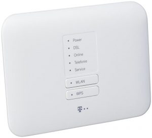 Router von Telekom